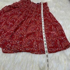 Joie Women's Silk Floral Print Blouse Top Sz XXS